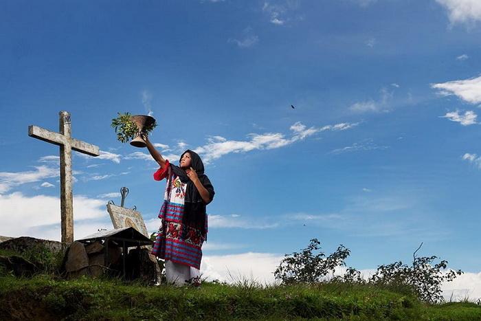 Сапотеки - индейский народ, издавна проживающий в Мексике