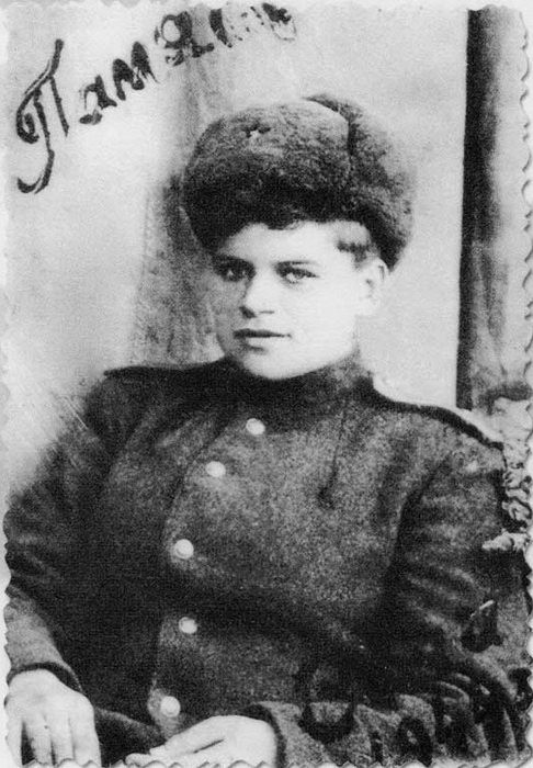Евдокия Завалий в молодости. Фото: russian7.ru