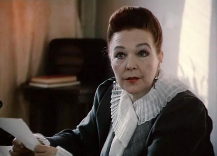 Белые одежды, кадр из фильма