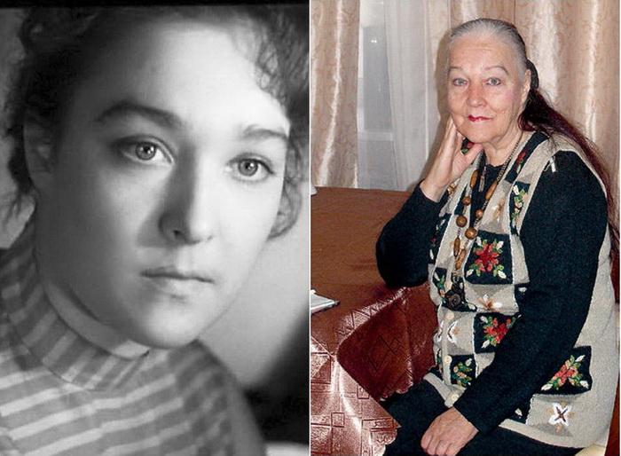 Александра Завьялова - легенда советского кинематографа