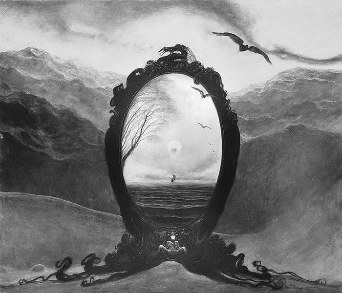 Мистические работы Здзислава Бексиньского