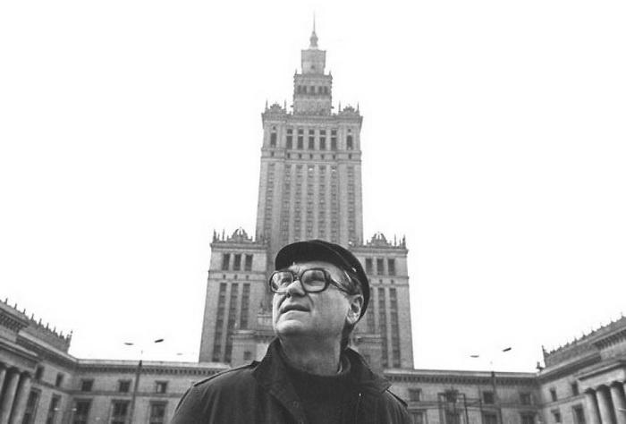 Портрет Здзислава Бексиньского