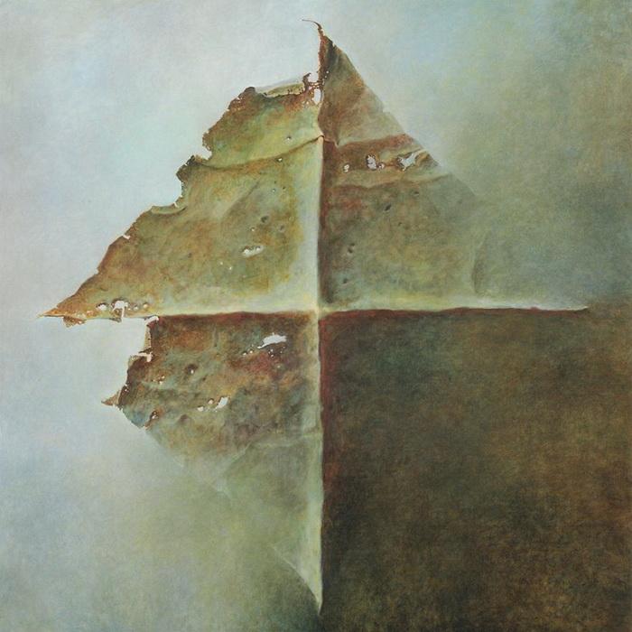 """Картина """"Y"""". Написана в день смерти Здзислава Бексиньского"""