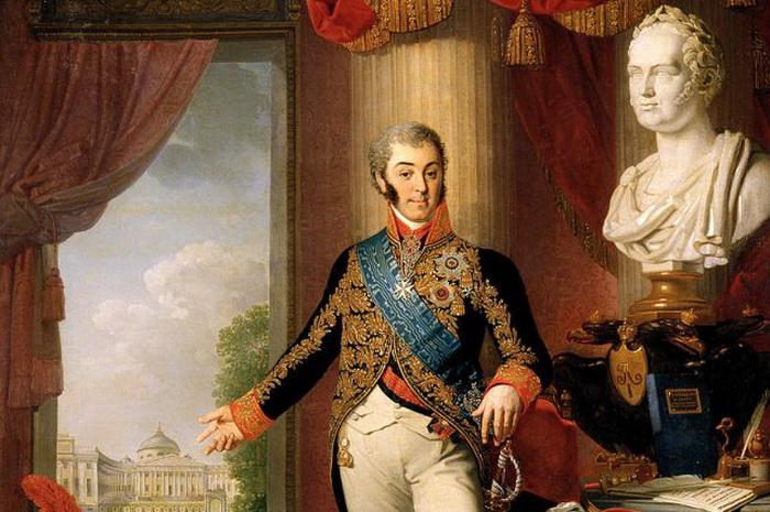 Граф Николай Шереметев - известный меценат