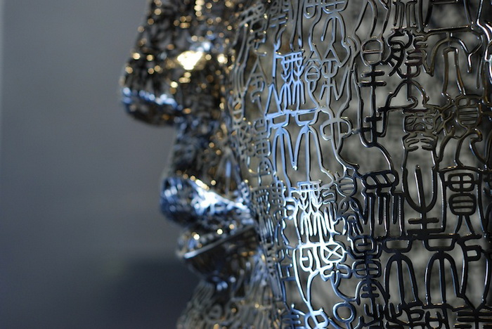 Китайская каллиграфия: творчество Чжэн Лу (Zheng Lu)