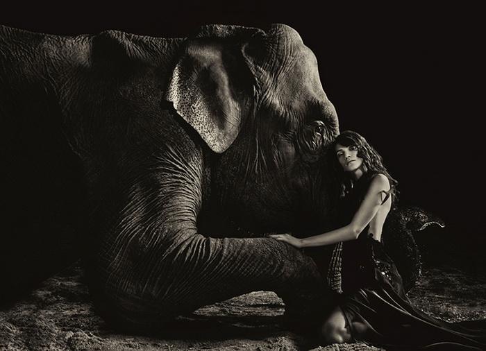 Гармония человека и природы на фотографиях от Zoltan Mihaly