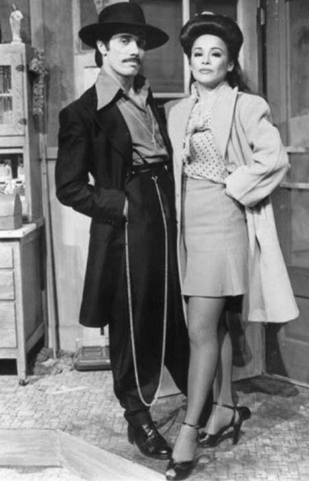 Стильные пары: мужской зут-костюм