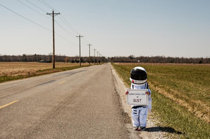 Автостопом на космическую станцию