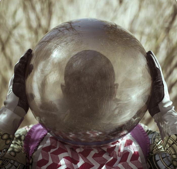 Фотопроект Кристины де Миддел об африканских космонавтах