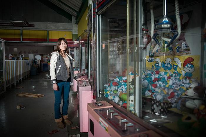 После Фукусимы: фотопроект о заброшенном городе Namie