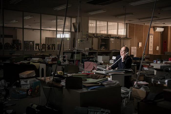 Офис, в котором уже никогда не будет кипеть работа