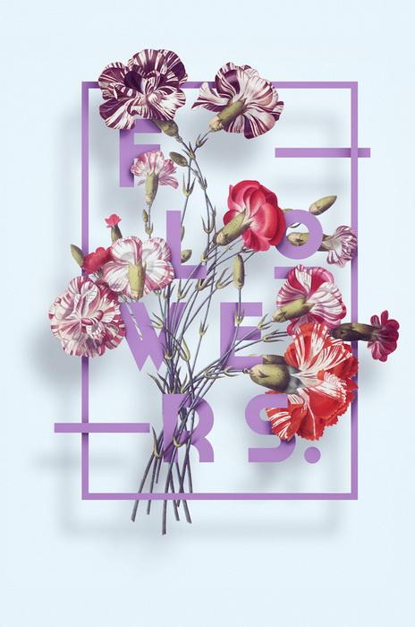 Цветы от Александра Гусакова