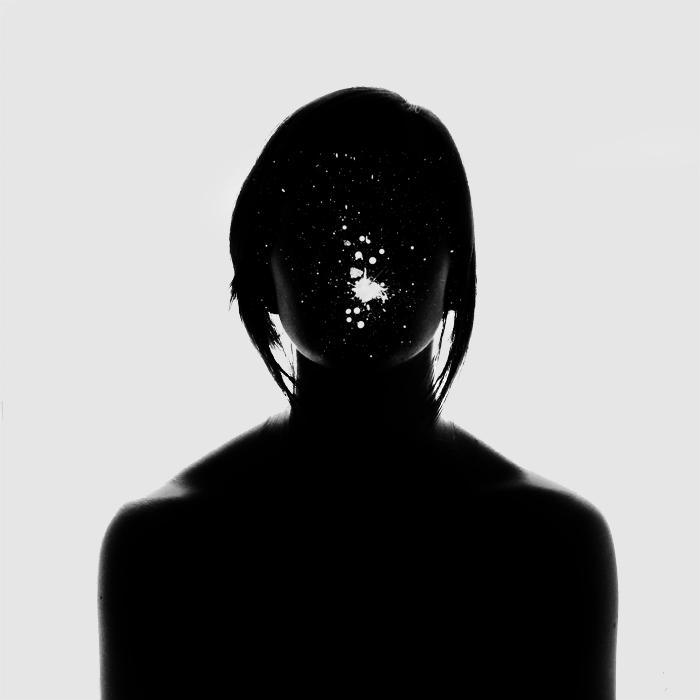 Безликие тени в фотоцикле Александра Бордеро (Alexandre Bordereau)