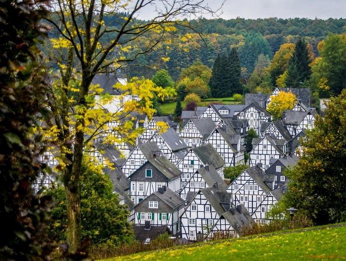 Средневековая немецкая архитектура