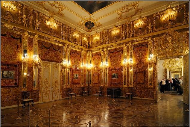 Янтарная комната, Санкт-Петербург