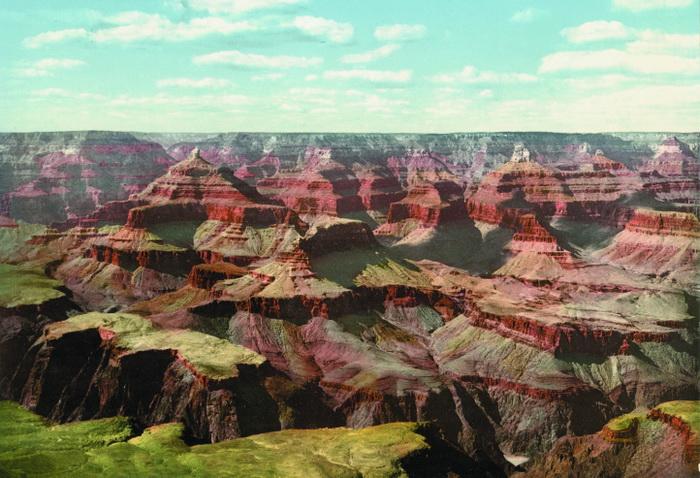*Американская Одиссея*. Гранд-Каньон, штат Аризона