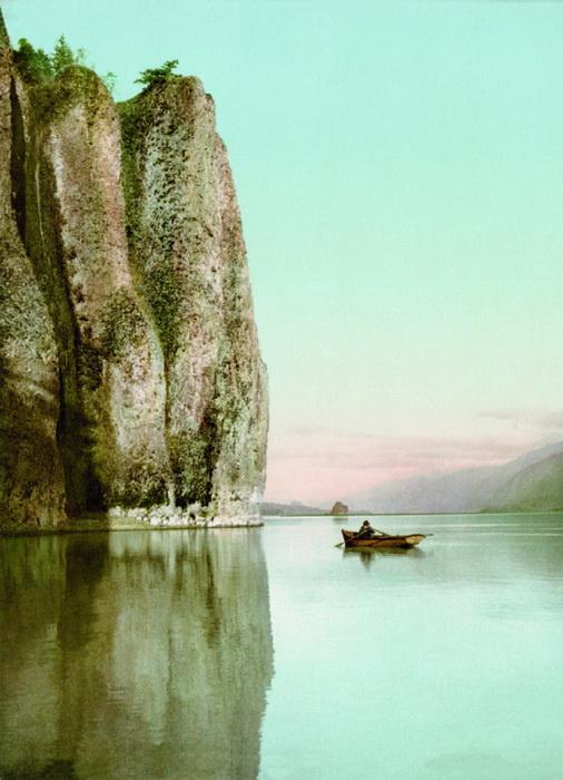 *Американская Одиссея*. Мыс Горн на реке Колумбия
