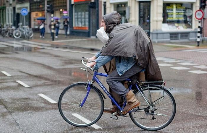 Амстердам  – настоящая Мекка велосипедистов
