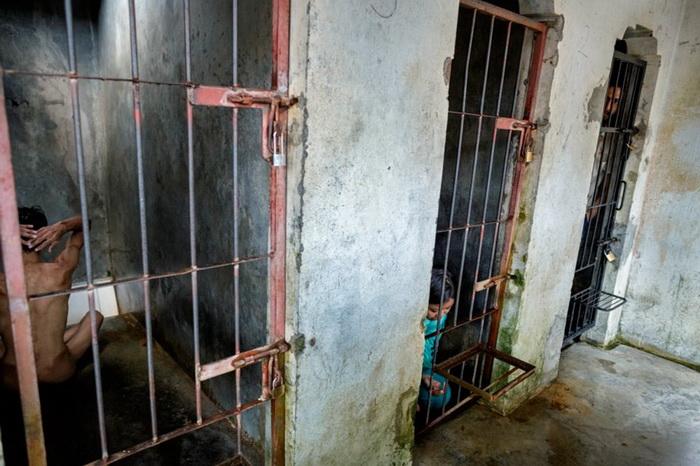 Камеры для больных-заключенных