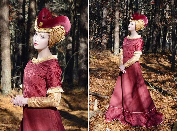Сказочные платья от Анжелы Клейтон