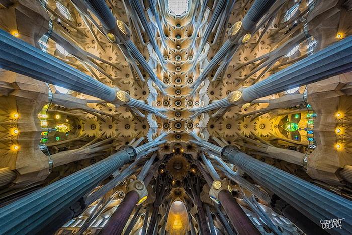 Фотографии Храма Святого Семейства от Clement Celma (Барселона)