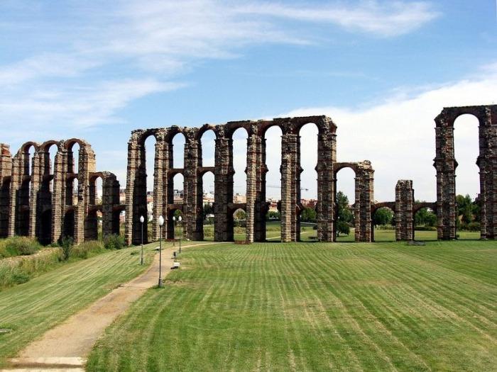 Акведук Milagros (Испания)