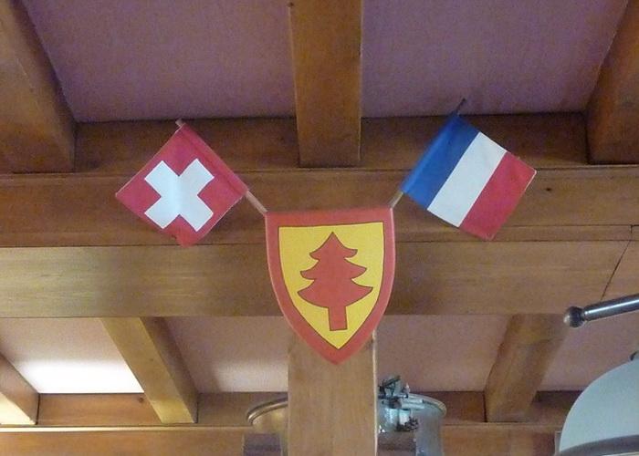 *Арбез* - необычный отель на границе Франции и Швейцарии