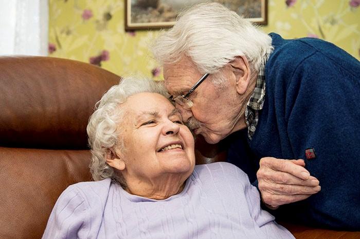 Возлюбленные пронесли трепетные чувства через всю жизнь.