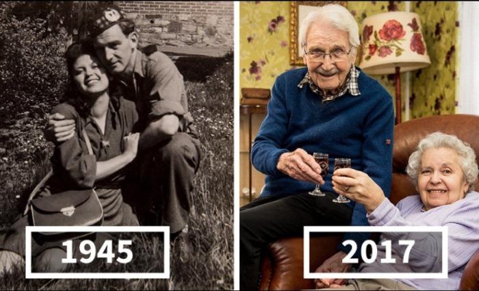 Джон Маккей и Эдит Штайнер прожили вместе 71 год.