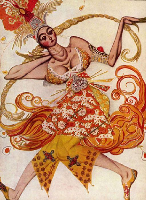 Жар-птица, балет Игоря Стравинского