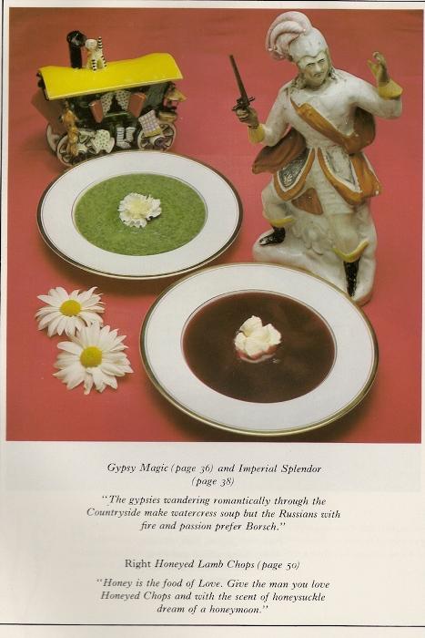 Пока окрыленные романтикой цыгане готовят суп с зеленью, русские с огнем и страстью предпочитают есть борщ