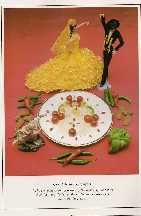Испанская рапсодия: в этом экзотическом блюде чувственность тел танцоров, стук каблуков, звук кастаньет