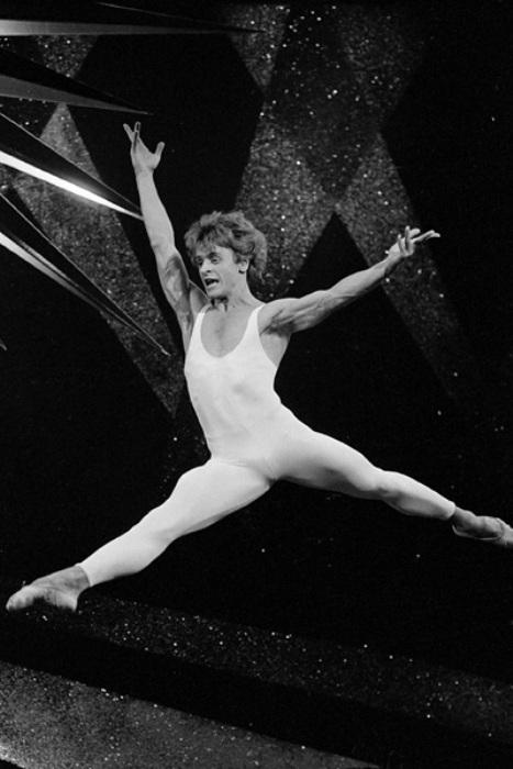 Михаил Барышников - артист балета | Фото: cosmo.ru