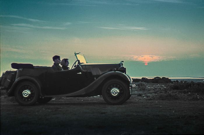Фотографии из свадебного путешествия 1939 года