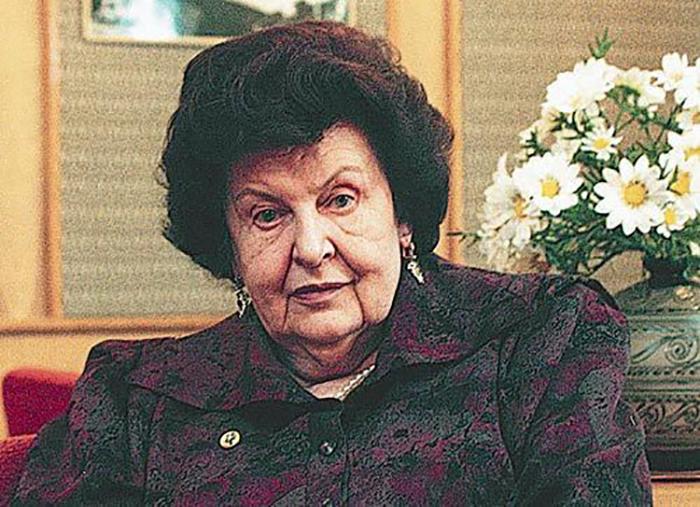 Портрет Натальи Бехтеревой