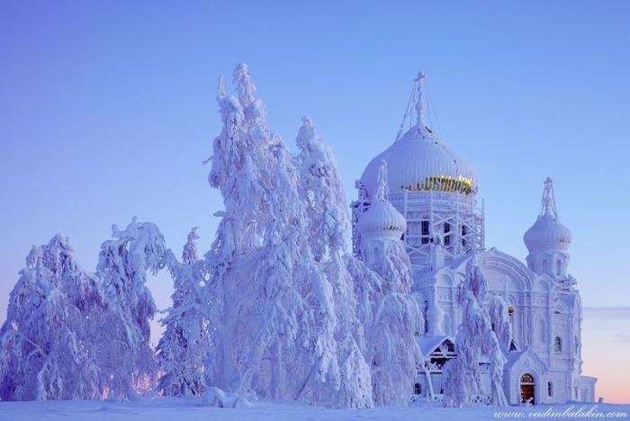 Белогорский Николаевский монастырь