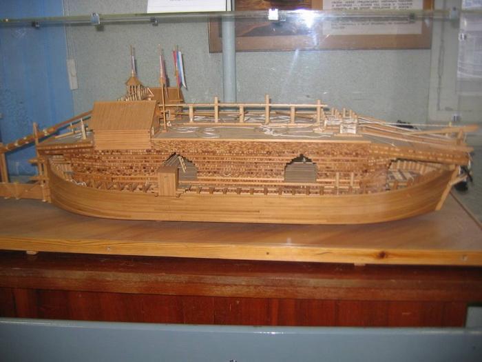 Беляна. Музейный экспонат