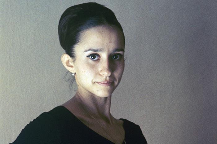 Портрет Наталии Бессмертновой, 1968 год. Фото: ria.ru