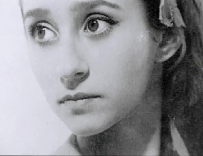 Портрет Наталии Бессмертновой, 1968 год. Фото: vmireteatra.ru