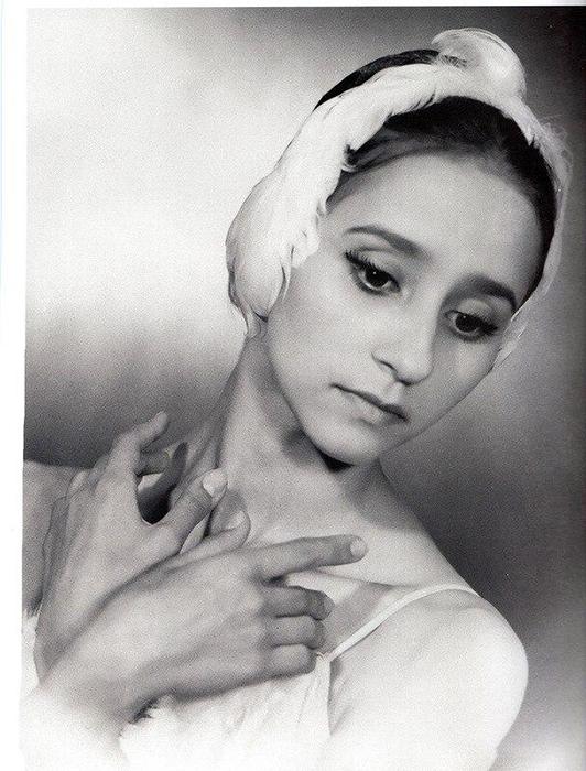 Портрет Наталии Бессмертновой, 1968 год. Фото: lenta.co