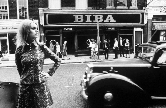 Культовый магазин 1960-х