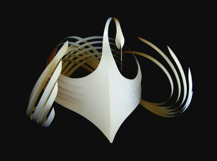 в технике оригами