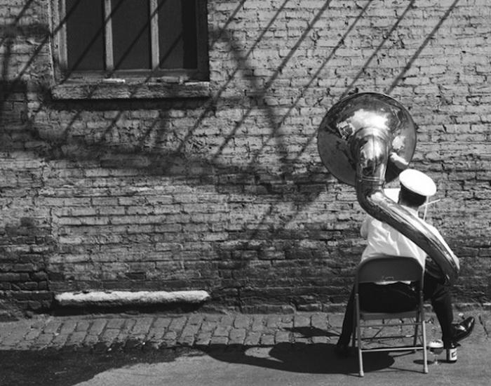 Ретро-фотографии Детройта от Билла Раухаузера (Bill Rauhauser)