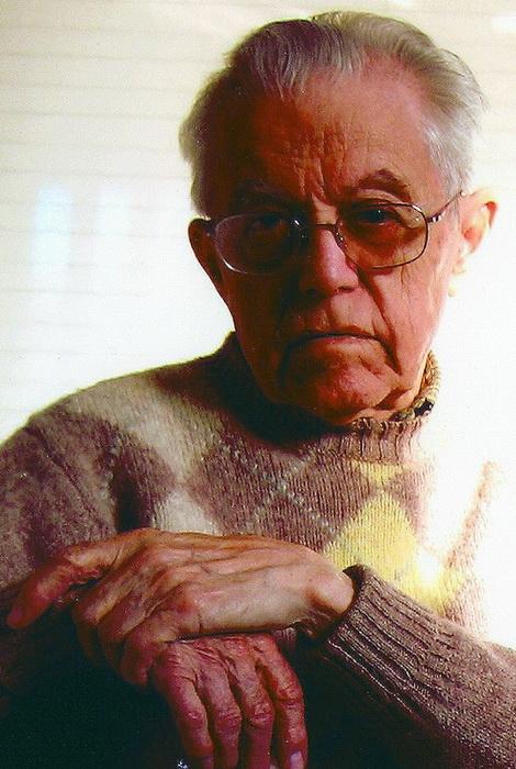 Билл Раухаузер (Bill Rauhauser) - 95-летний обладатель награды Kresge Eminent Artist