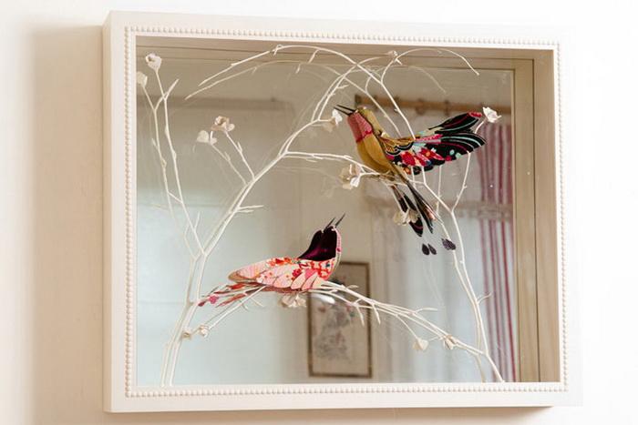 Зеркальные диорамы от Жозефины Хаг (Josephine Hague)