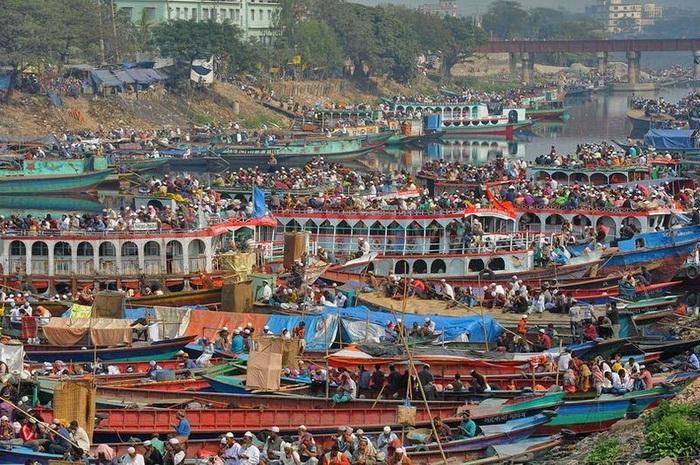 Бишва иджтима (Bishwa Ijtima): Всемирный съезд мусульман в Бангладеш