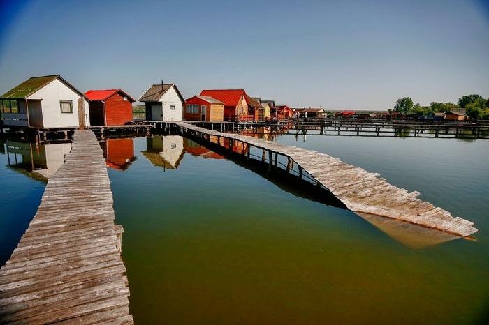 Озеро Бакоди - лучшее место для любителей остаться наедине с природой