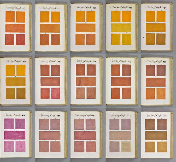 Автор цветового справочника - A. Boogert