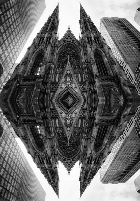 Панорамы Манхэттена на фотографиях Брэда Слоана (Brad Sloan)