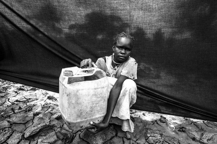 Фотопроект «The Most Important Thing» сделан для Агентства ООН по делам беженцев